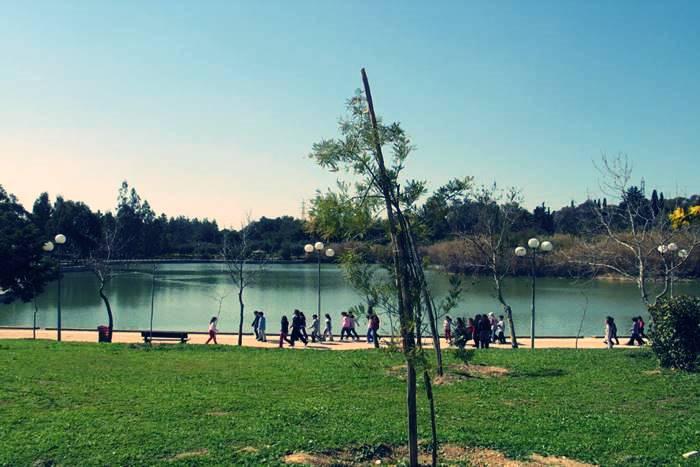 Το Πάρκο Αντώνης Τρίτσης