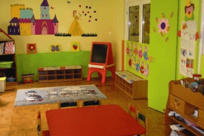 Εσωτερικό Παιδικού Σταθμού