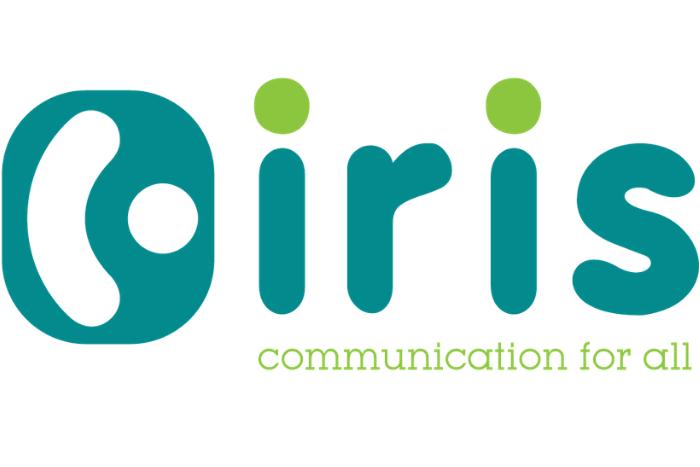 λογότυπο της εφαρμογής iris
