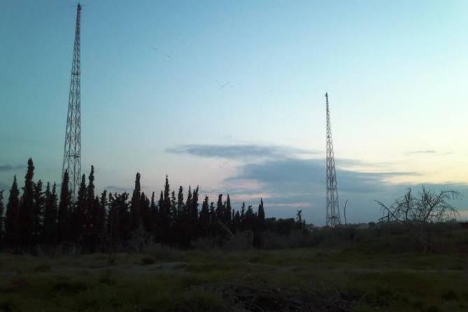 Το πάρκο Ραδιοφωνίας