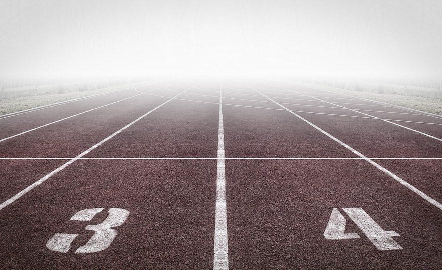 γήπεδο για τρέξιμο