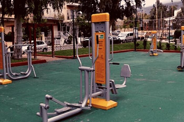 Υπαίθριο Όργανο Γυμναστικής
